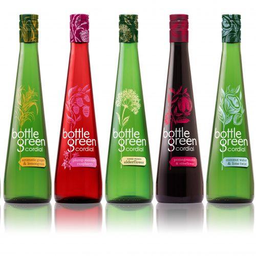 Custom Bottle Labelling