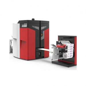 Xeikon digital press NI