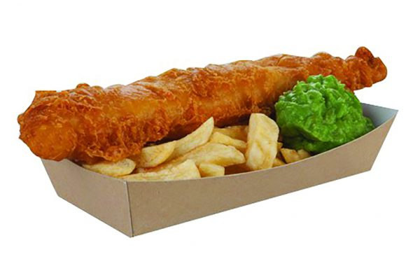 Fish and Chip container Supplier Northern Ireland