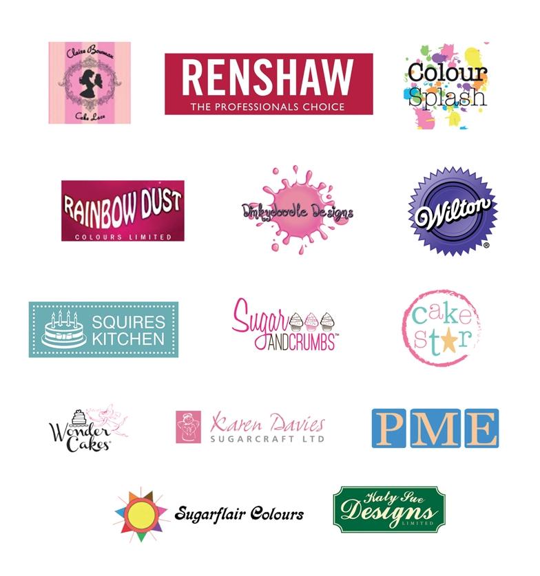 Cake Supplier logos