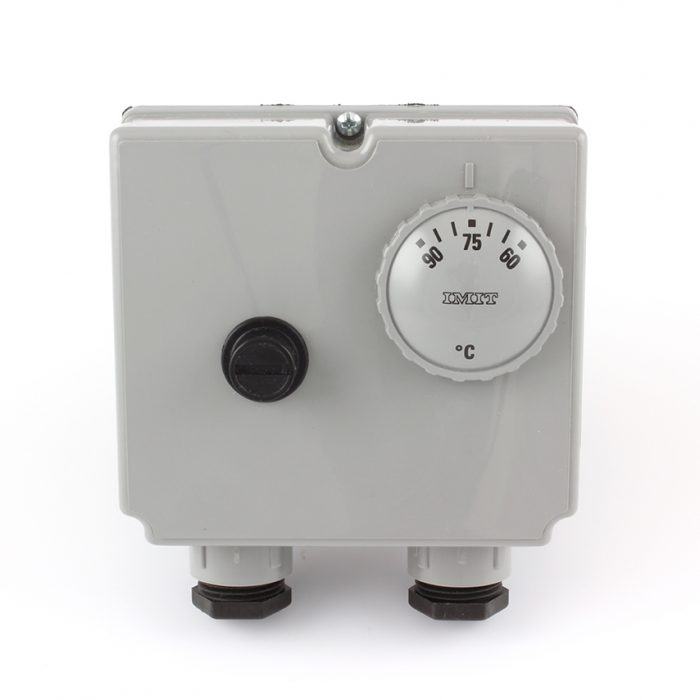 Dual Immersion Thermostat